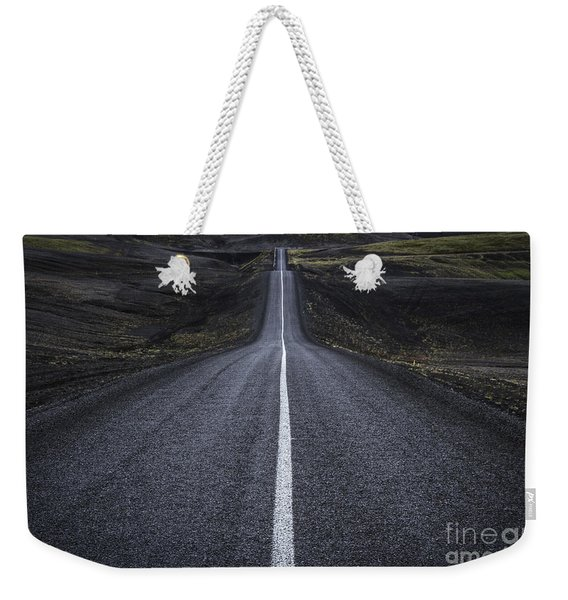 Destination Unknown Weekender Tote Bag