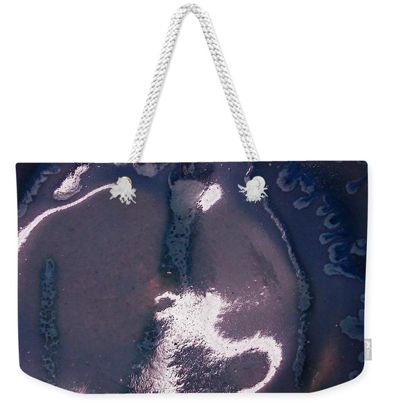 Details Of The Heart Dustylilac  Weekender Tote Bag
