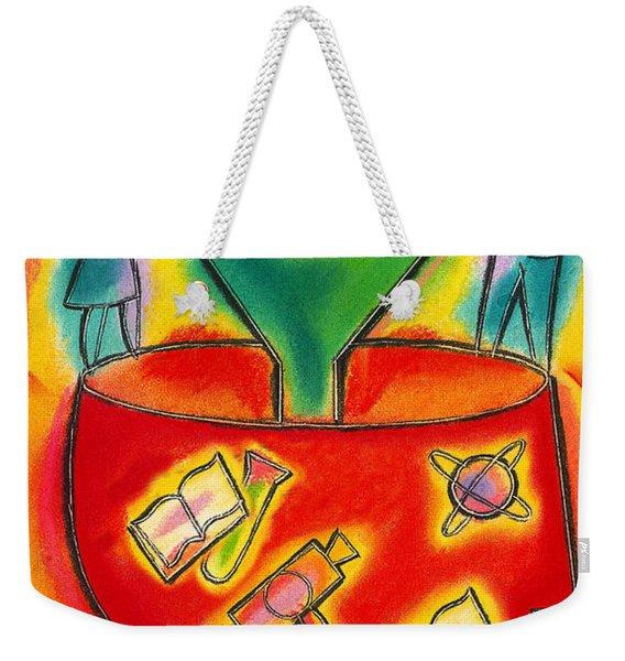 Development Weekender Tote Bag