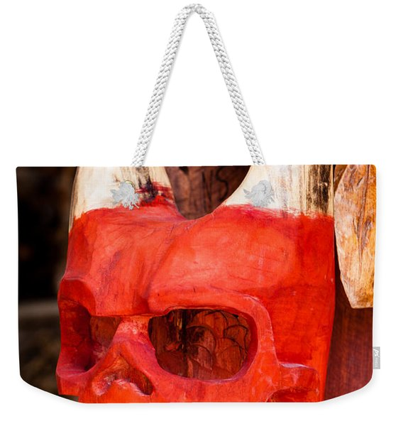 Devil In The Details Weekender Tote Bag