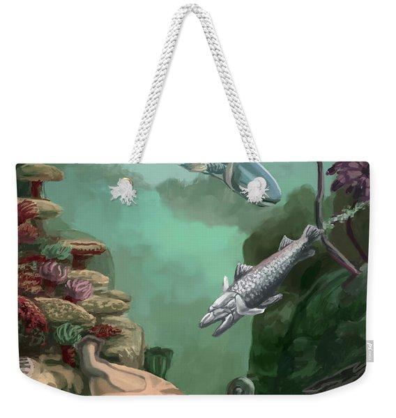 Devonian Period Weekender Tote Bag