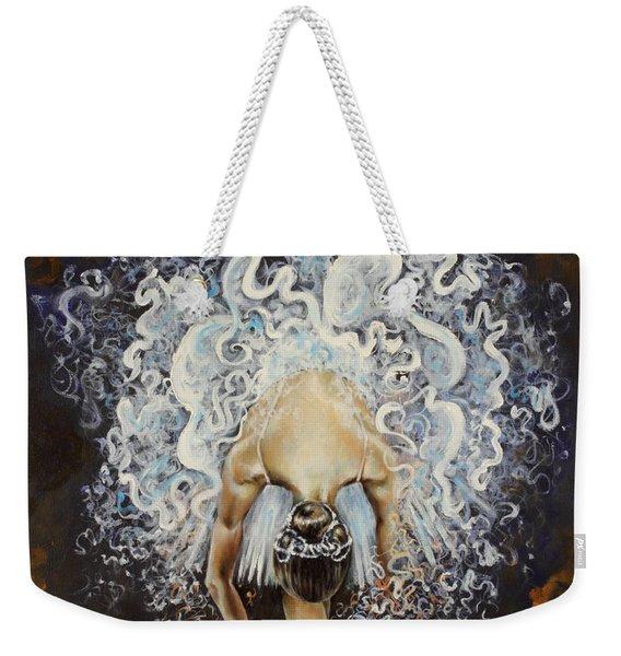 Devotion Weekender Tote Bag