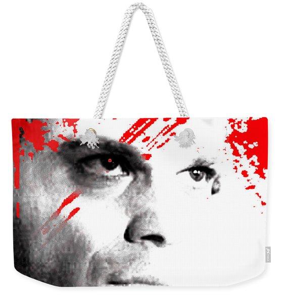 Dexter Dreaming Weekender Tote Bag