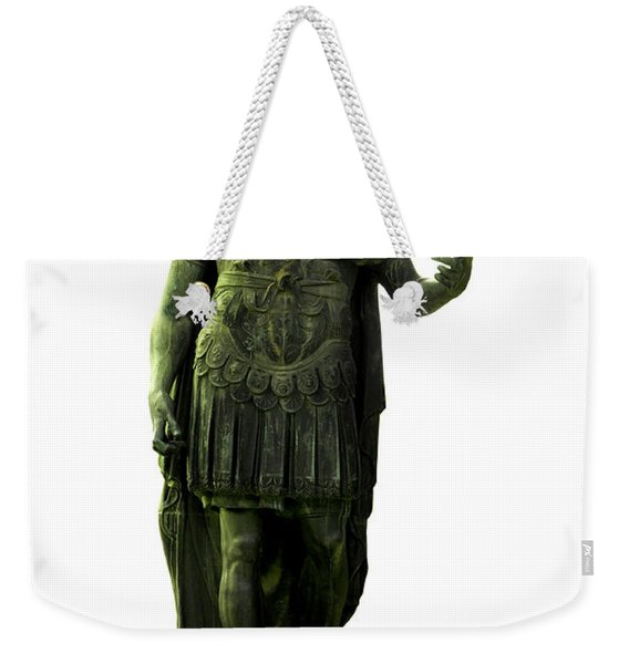 Dictator Julius Caesar Weekender Tote Bag