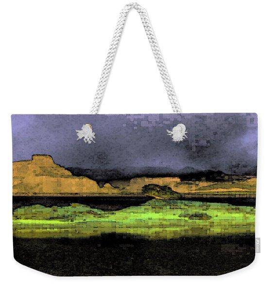 Digital Powell Weekender Tote Bag