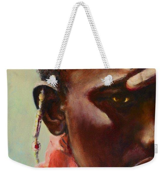 Dignity Weekender Tote Bag