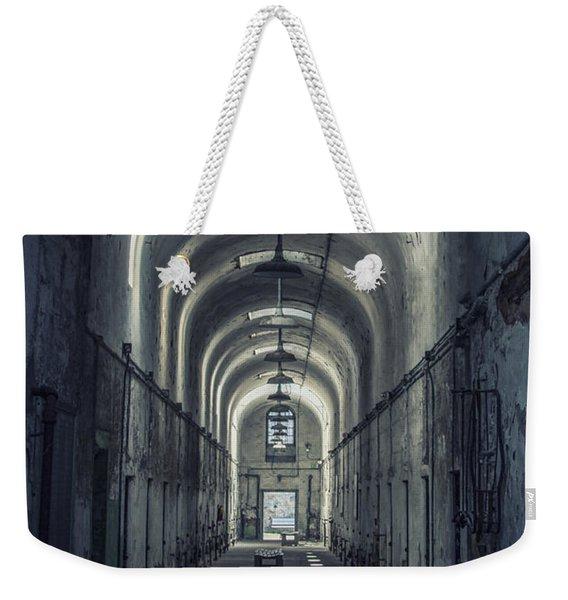 Dimensions Of Darkness Weekender Tote Bag