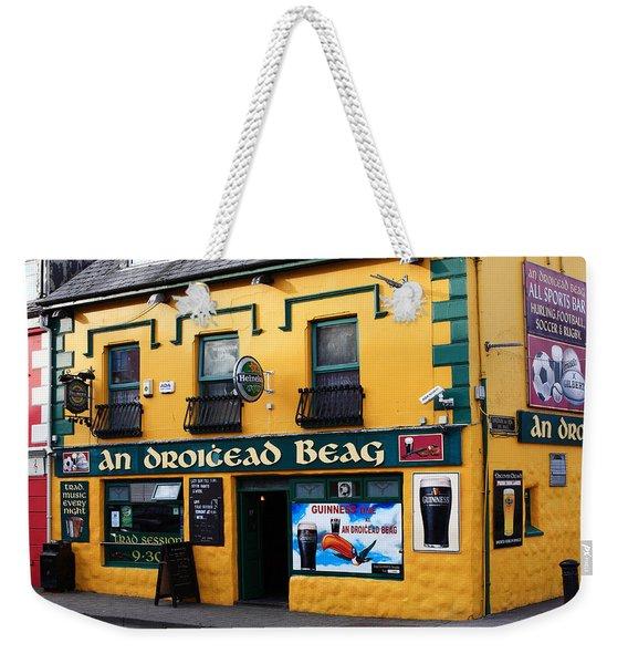 Dingle County Kerry Ireland Weekender Tote Bag