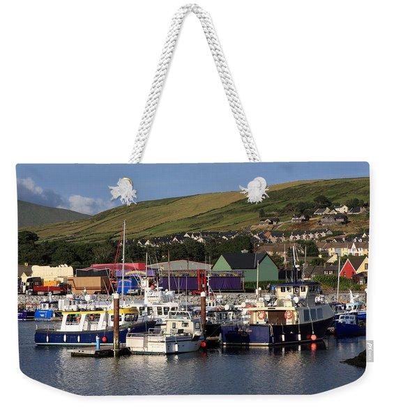 Dingle Harbour County Kerry Ireland Weekender Tote Bag