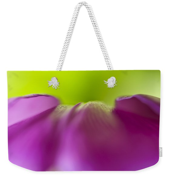 Discovery In Color Weekender Tote Bag