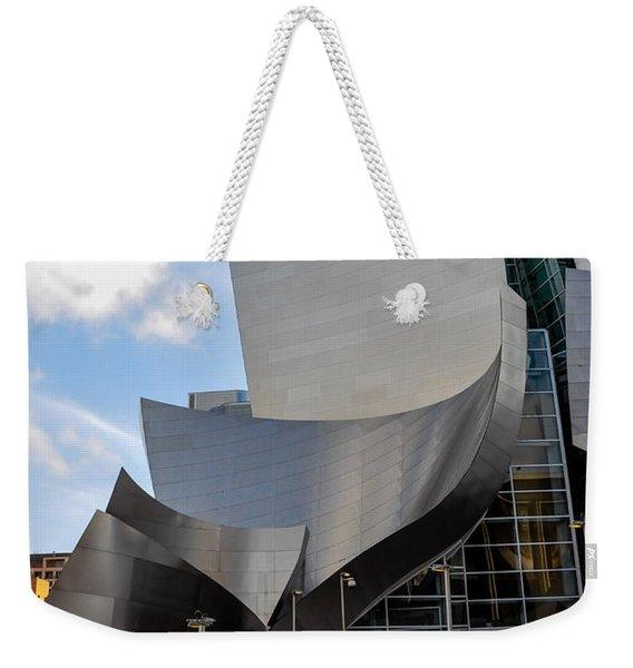 Disney Hall Weekender Tote Bag