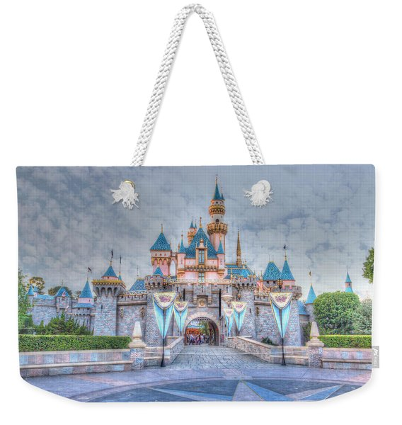 Disney Magic Weekender Tote Bag