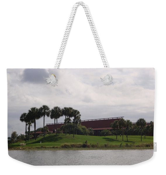 Disney's Polynesian Resort Hotel Weekender Tote Bag
