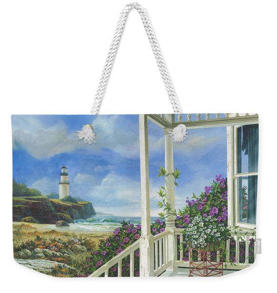 Distant Dreams Weekender Tote Bag