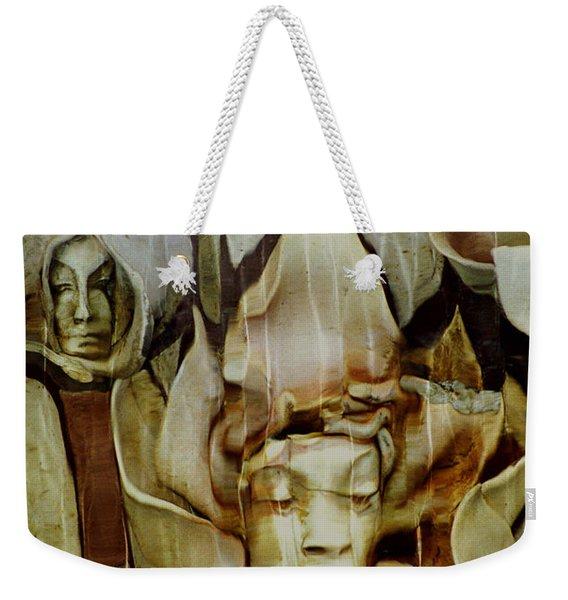 Distortion Weekender Tote Bag
