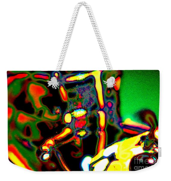 Distractions Weekender Tote Bag