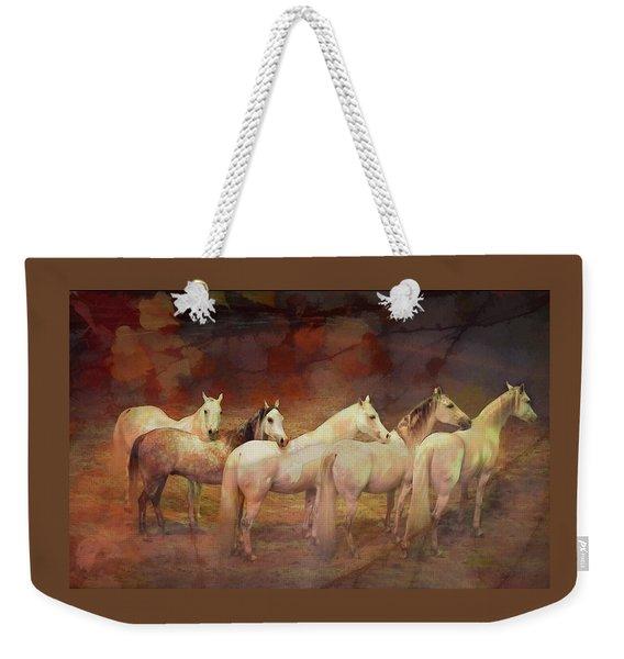 Divas Weekender Tote Bag
