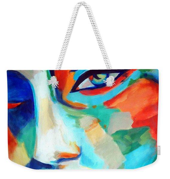 Divine Consciousness Weekender Tote Bag