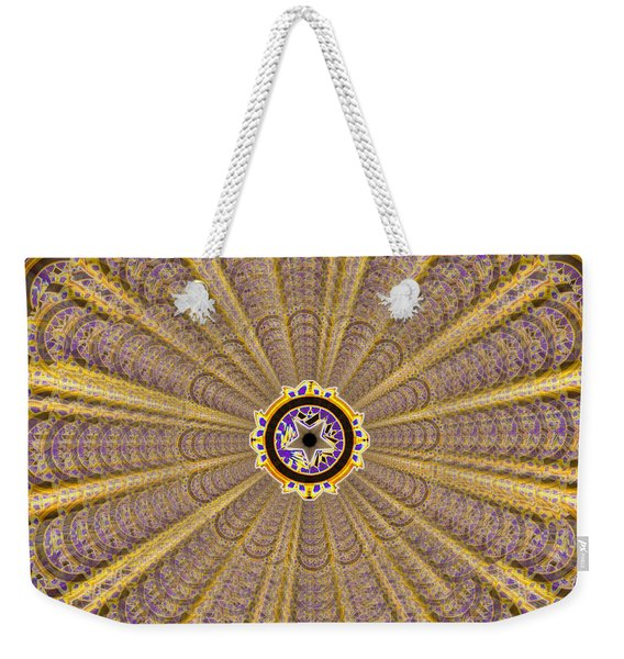 Dna Miracle Creation Weekender Tote Bag