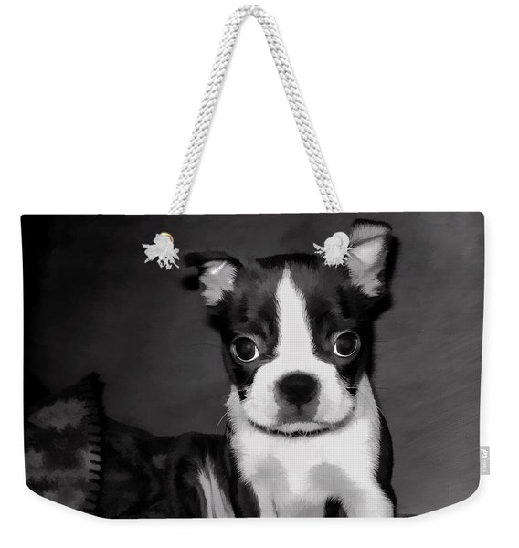 Do You Love Me Weekender Tote Bag