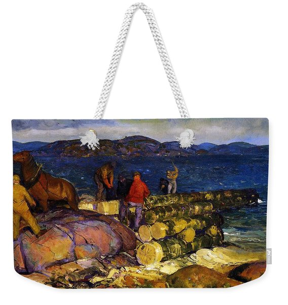 Dock Builders Weekender Tote Bag