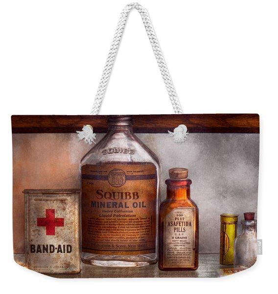 Doctor - Pharmacueticals  Weekender Tote Bag