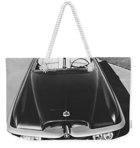 Dodge Firearrow I Roadster Weekender Tote Bag