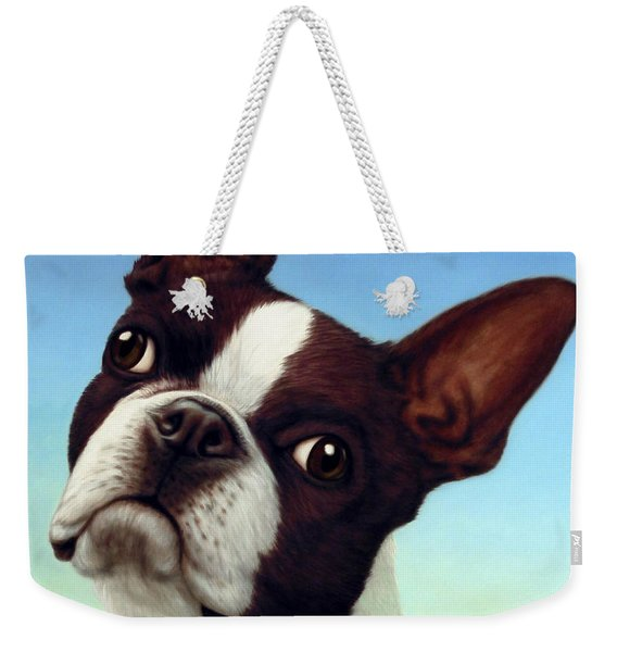 Dog-nature 4 Weekender Tote Bag