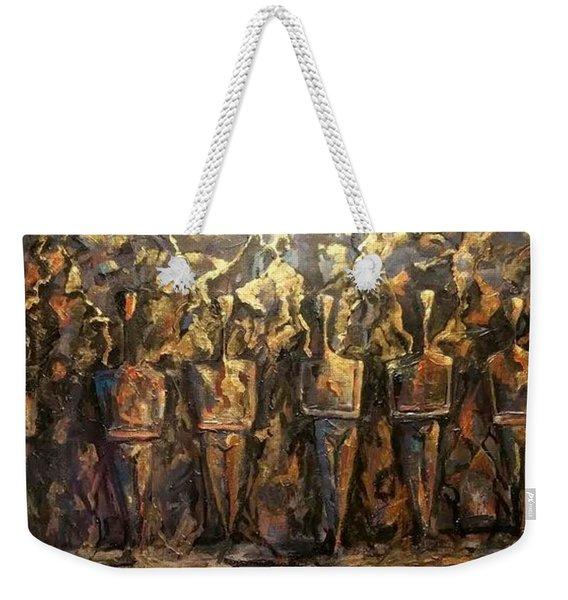 Immortals Weekender Tote Bag