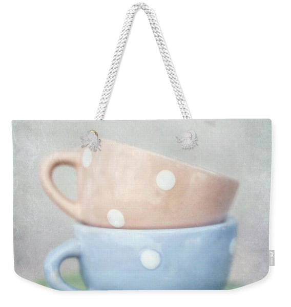 Dolls China Weekender Tote Bag