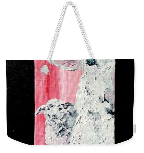 Dolly And Dot Weekender Tote Bag