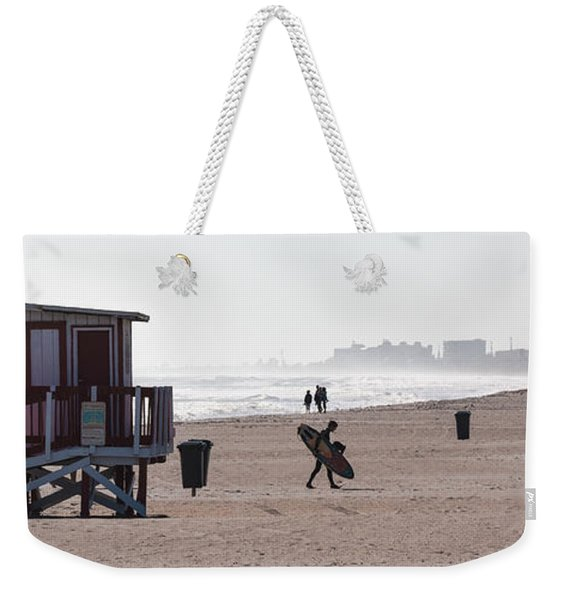 Done Surfing Weekender Tote Bag