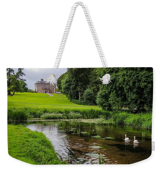 Doneraile Court Estate In County Cork Weekender Tote Bag