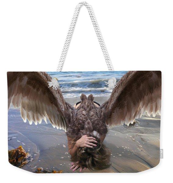 Don't Deny Him Weekender Tote Bag