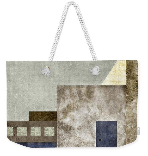 Doorway To Geometry Weekender Tote Bag