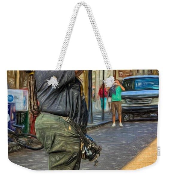 Doreen Ketchens - Paint Weekender Tote Bag