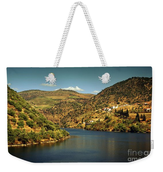 Douro Landscape Il Weekender Tote Bag