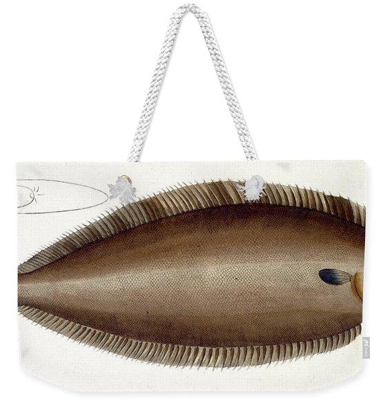 Dover Sole Weekender Tote Bag