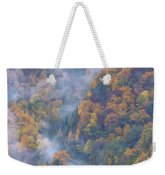 Down Below Weekender Tote Bag