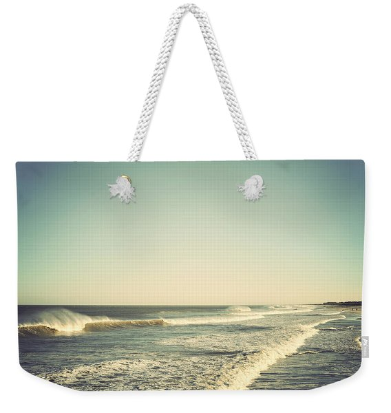 Down The Shore - Seaside Heights Jersey Shore Vintage Weekender Tote Bag