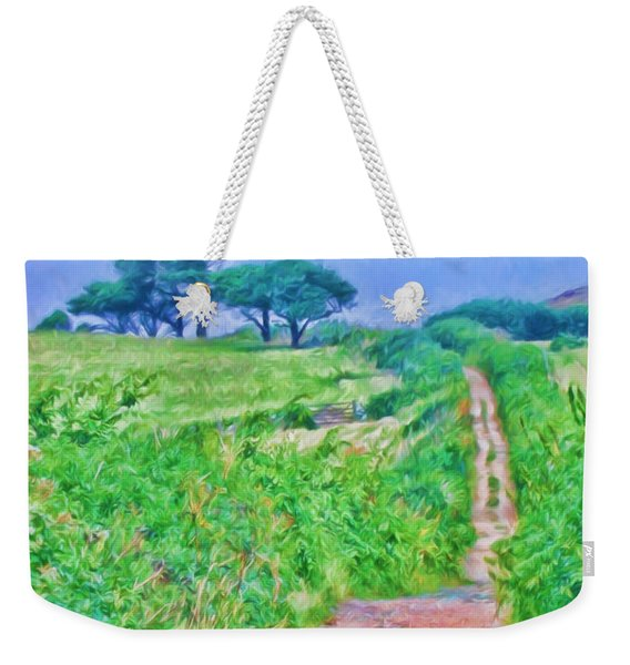 Down To The Sea Herm Island Weekender Tote Bag