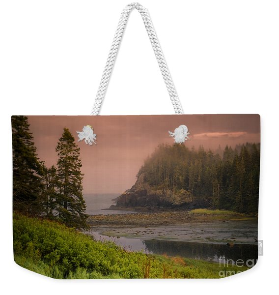 Downeast Coast Weekender Tote Bag