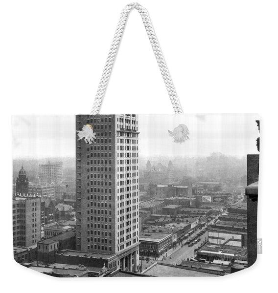 Downtown Birmingham Weekender Tote Bag