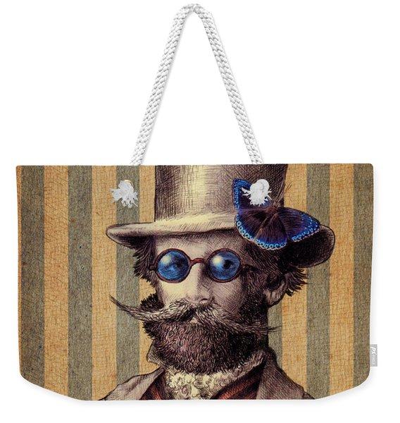 Dr. Popinjay Weekender Tote Bag