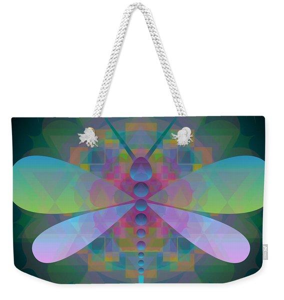 Dragonfly 2013 Weekender Tote Bag