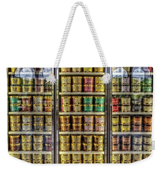 Dream Fridge Weekender Tote Bag