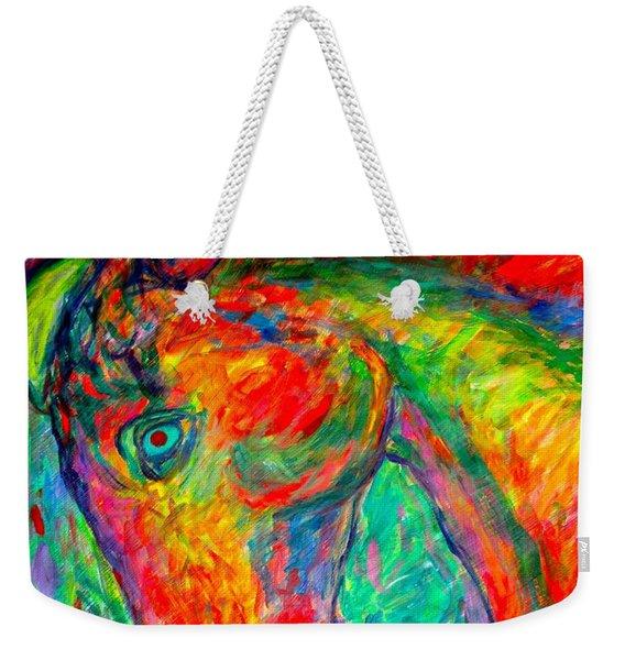 Dream Horse Weekender Tote Bag
