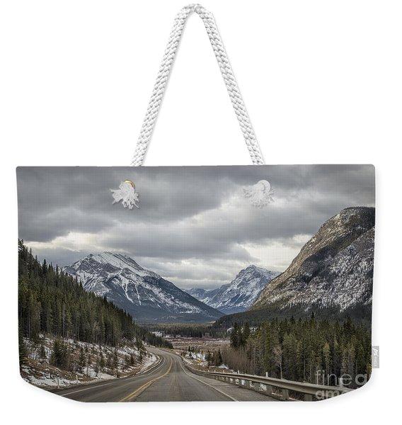 Dream Journey Weekender Tote Bag