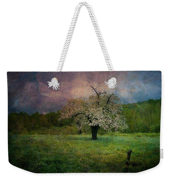 Dream Of Spring Weekender Tote Bag