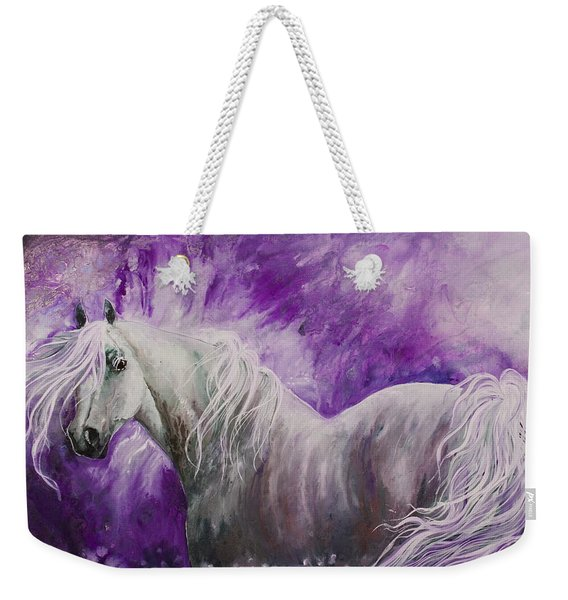 Dream Stallion Weekender Tote Bag